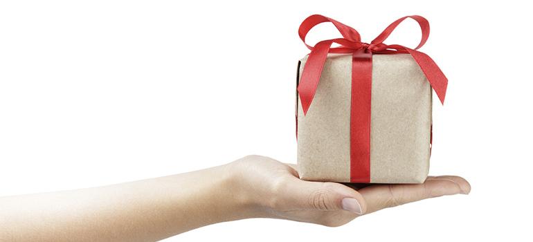 gift gave